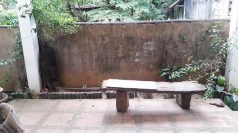backyard Greenwoods Village Pasig House for Sale