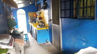 dirty kitchen - Greenwoods Village Pasig House for Sale