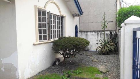 front yard Greenwoods Village Pasig House for Sale