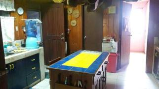 kitchen Greenwoods Village Pasig House for Sale