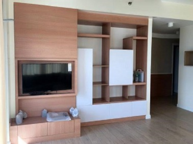 Living Room storage. Brand new TV and Entertainment center. Hulsta Design