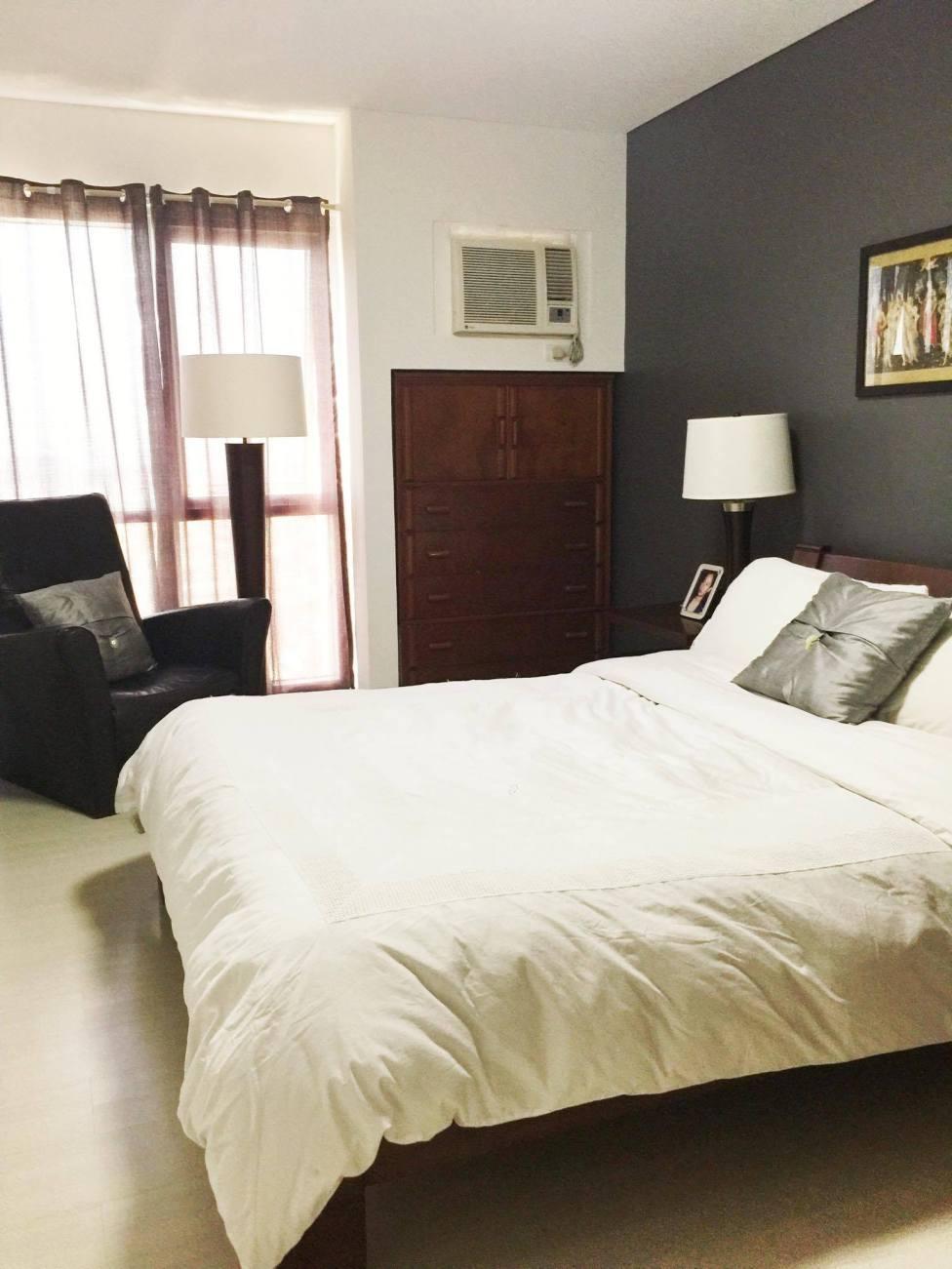 Master's Bedroom Senta Penthouse for Sale