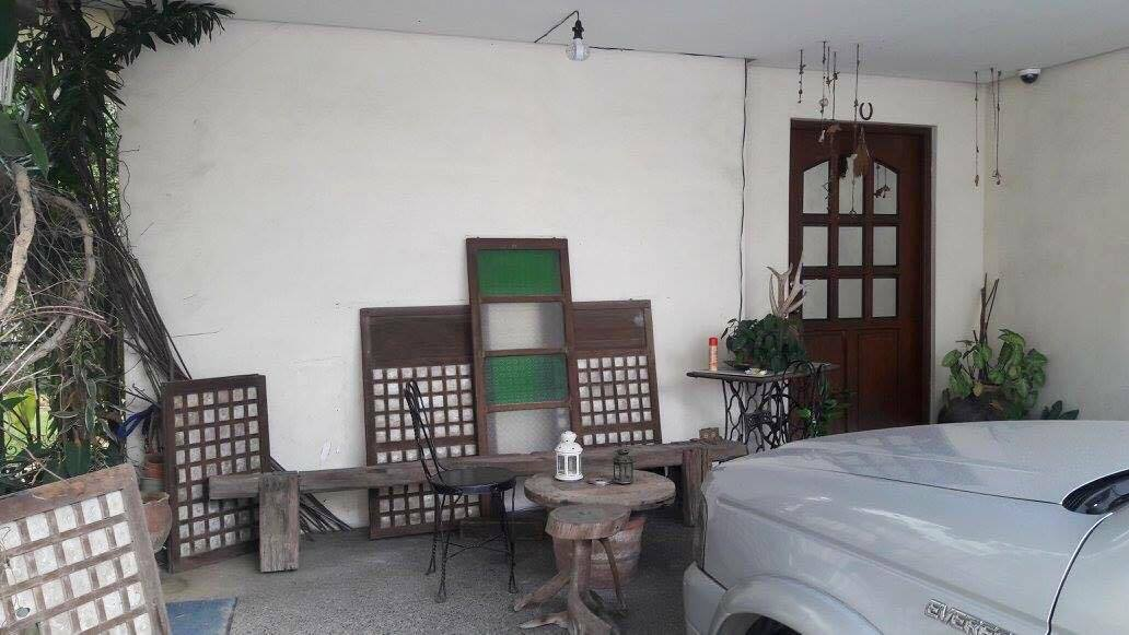 Outdoor wall - Greenwoods Village Pasig House for Sale