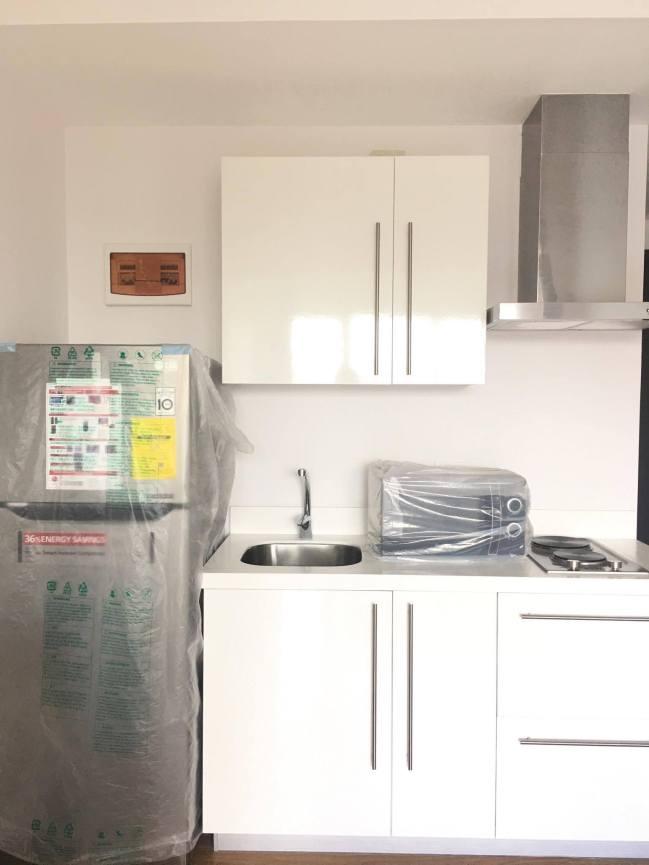 Newly Furnished Kitchen