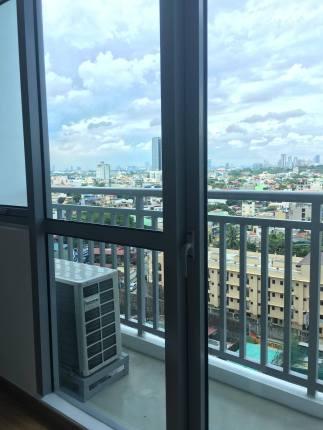 Balcony facing Mandaluyong