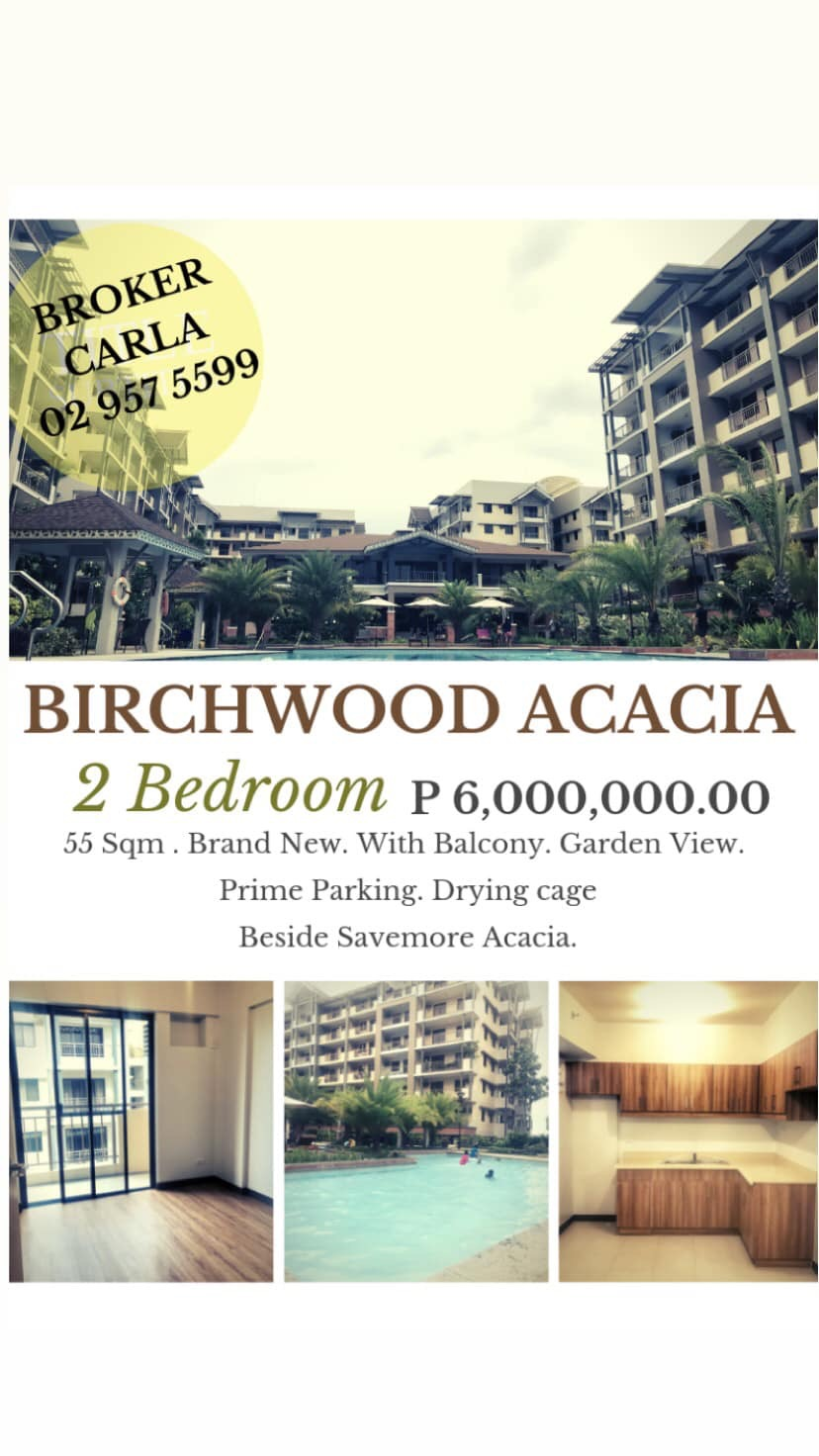 2 Bedroom Birchwood Acacia for Sale