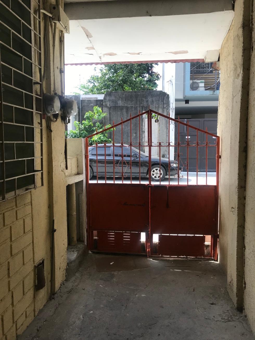 gate CAMACHILE