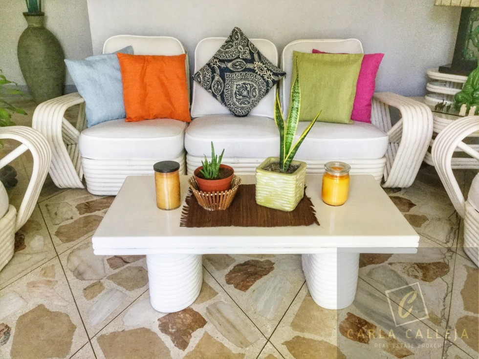 House and Lot for Sale Betterliving Paranaque living room sala