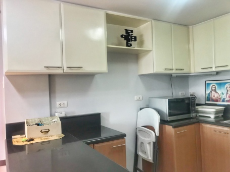 Good-Sized Kitchen