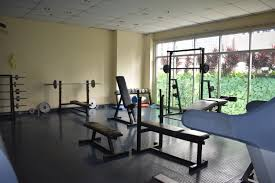 Gym at the 7th floor
