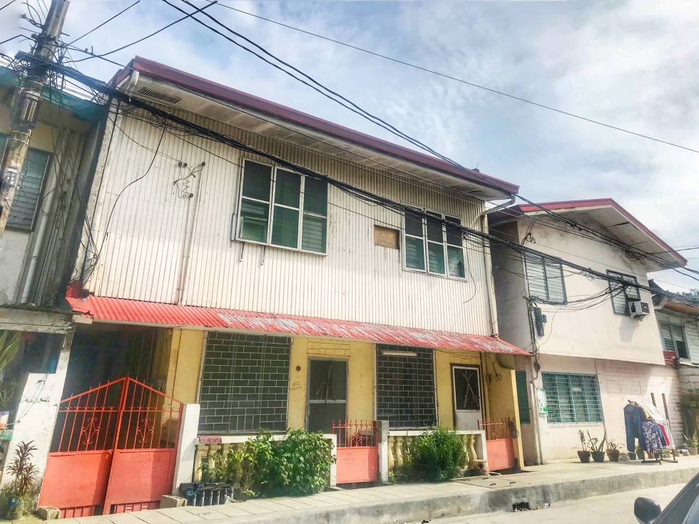 Lot with Old Apartment for Sale Makati San Antonio Makati