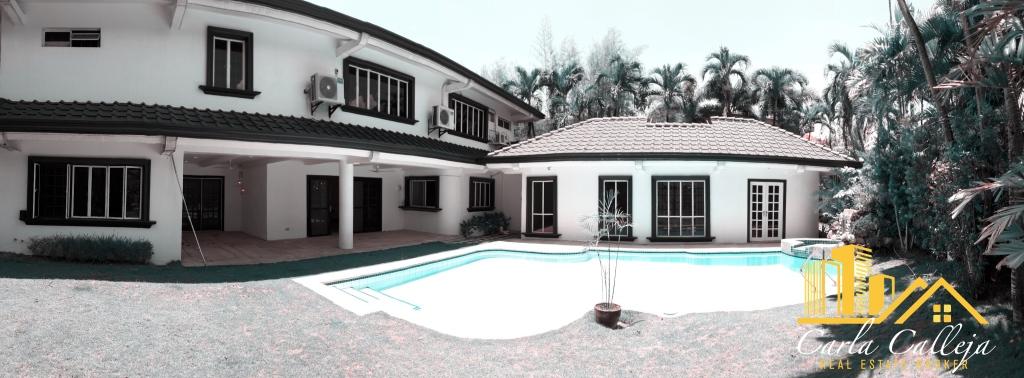 Ayala Alabang Mansion for rent