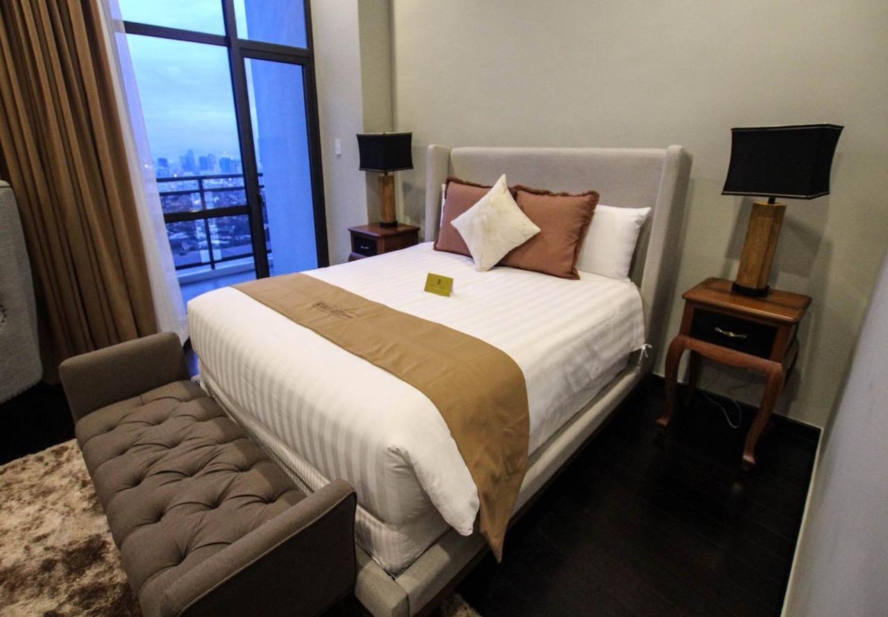 Milano Penthouse Bedroom