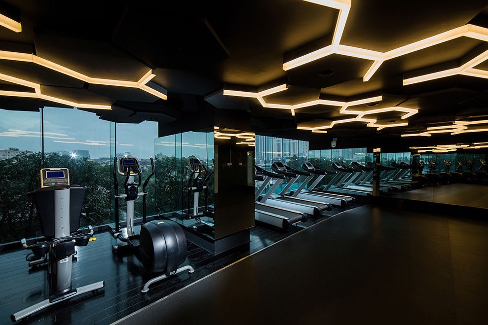 Milano Residences Gym