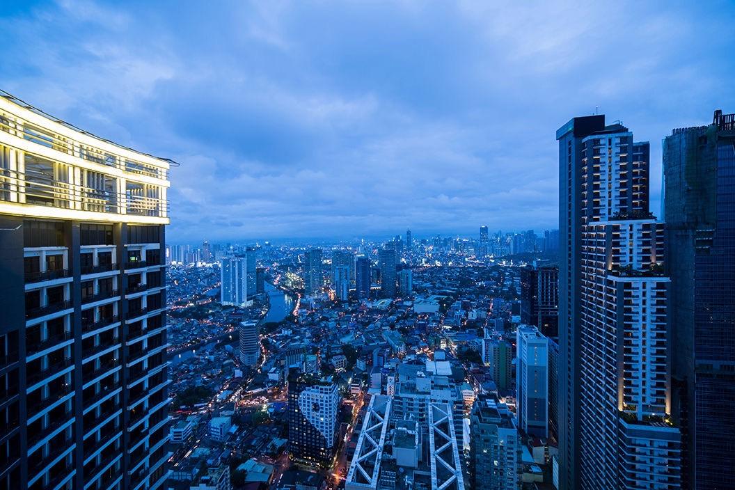 Milano Makati Penthouse View